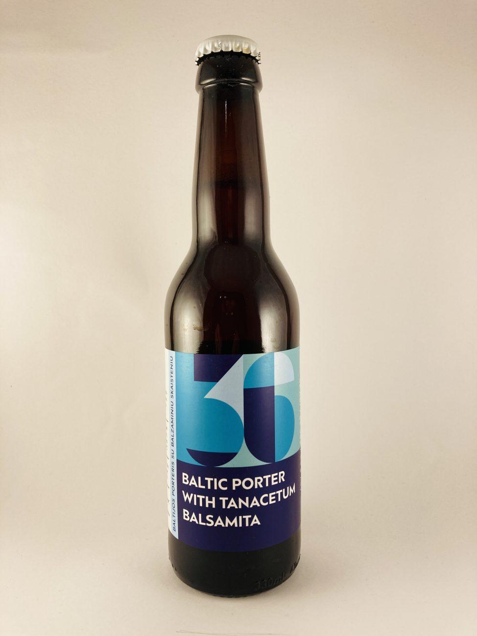 Baltic-Porter-sakiskes-brewery-craft