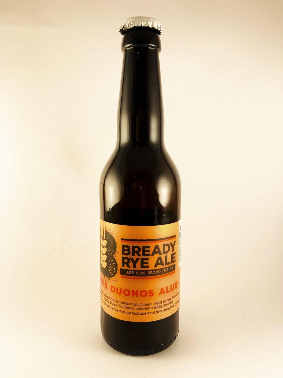 Bready-rye-ale